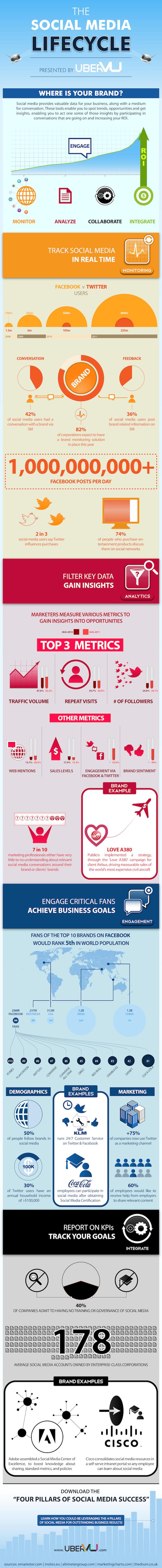 Social Media Life Cycle (Click to enlarge)