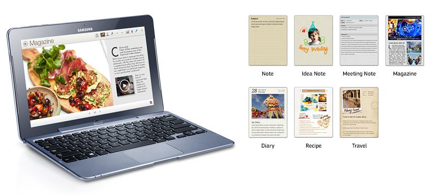 Samsung ATIV Smart PC Slate