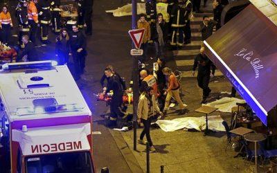 Paris Attack 13th November 2015 in not humane